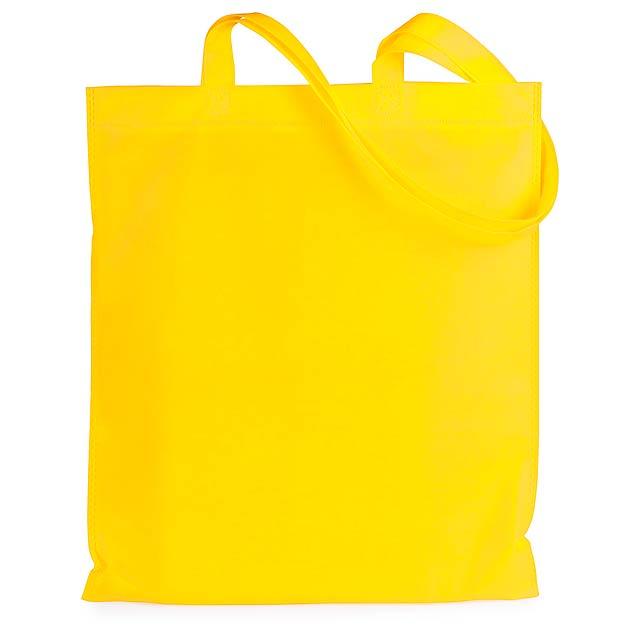 Jazzin - Einkaufstasche - Gelb