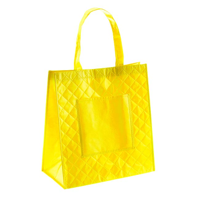 Yermen nákupní taška - žlutá