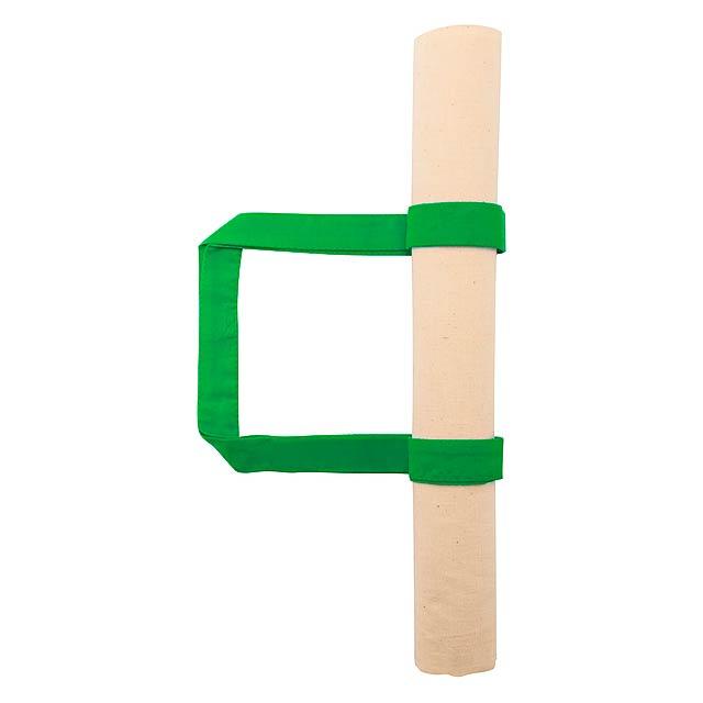 Fuzox nákupní taška - zelená