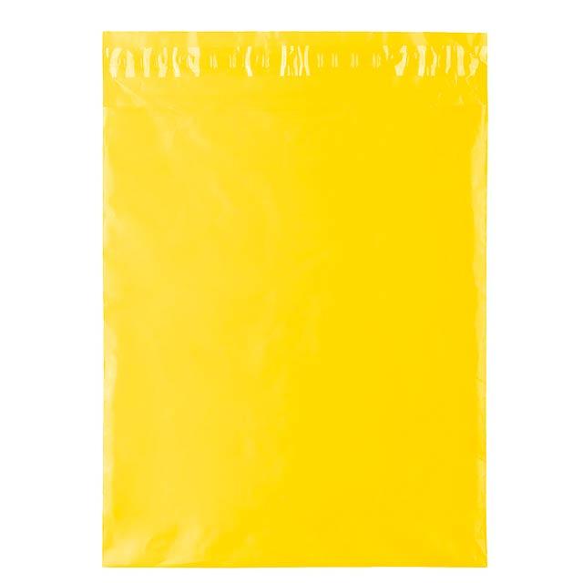 Tecly sáček na trička - žltá