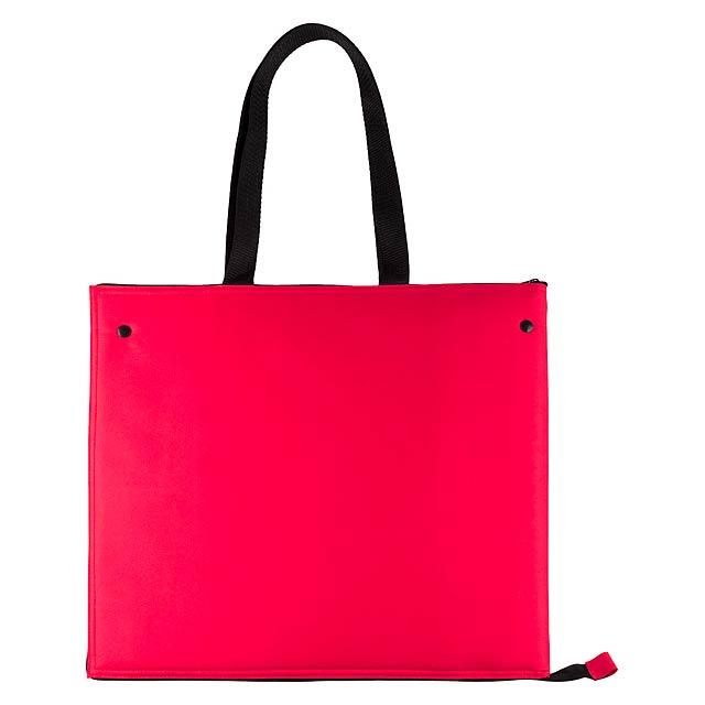 Klab chladící taška - červená