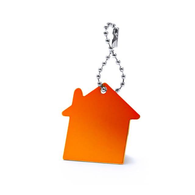 Noax přívěšek na klíče - oranžová