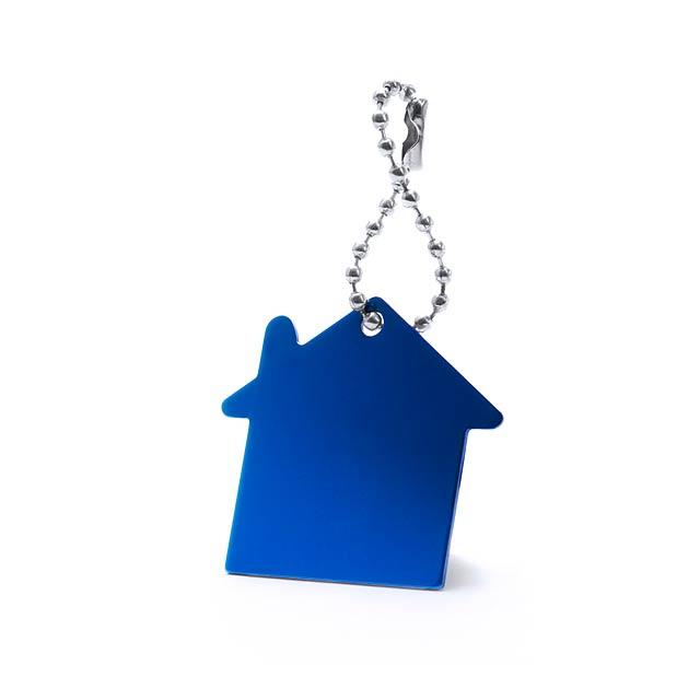 Noax přívěšek na klíče - modrá