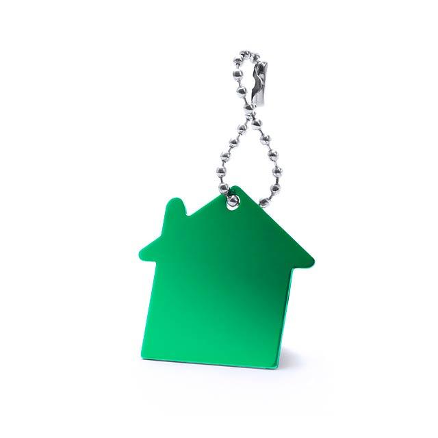 Noax přívěšek na klíče - zelená