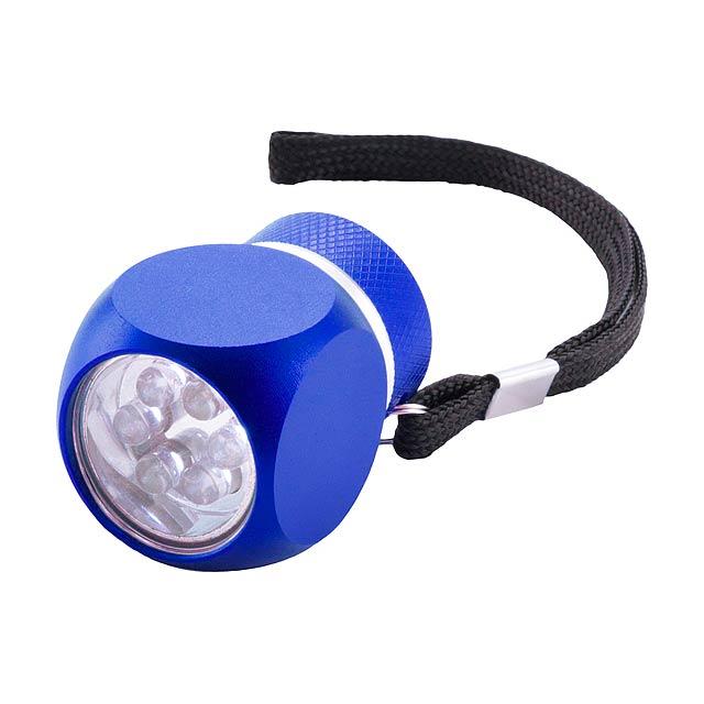 Zartax svítilna - modrá