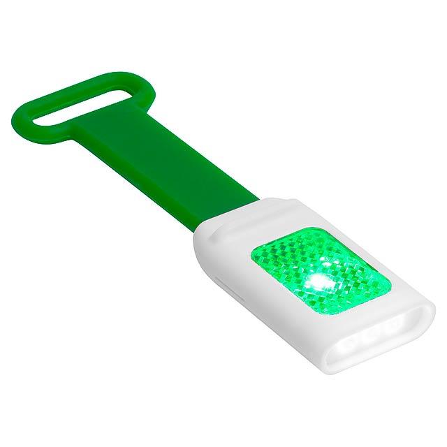 Plaup baterka - zelená