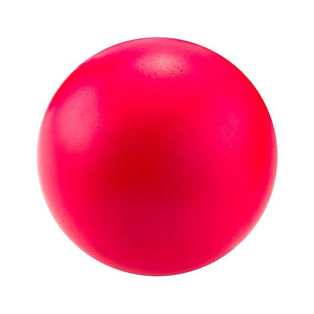 Lasap antistresový míček - červená