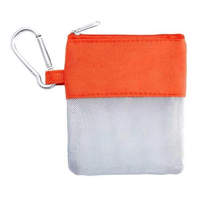Rast peněženka - oranžová