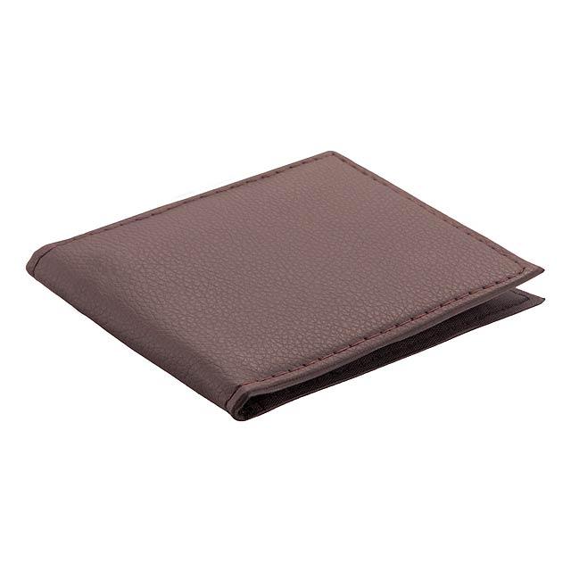 Mudson peněženka - hnědá