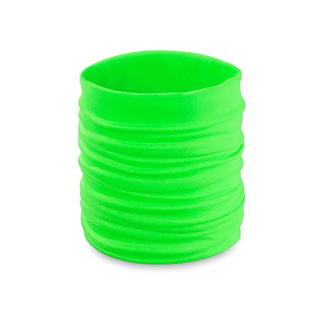 Becks nákrčník - zelená