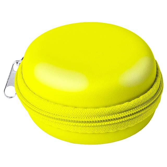 Shilay víceúčelové pouzdro - žlutá