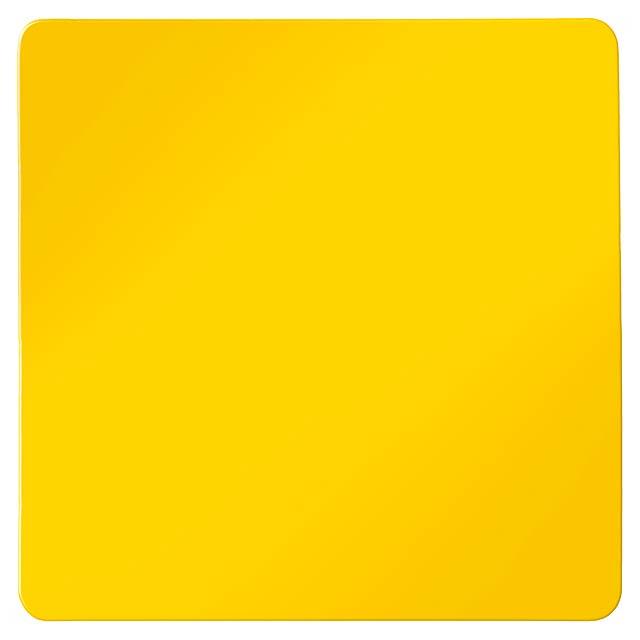 Daken magnetka na ledničku - žlutá