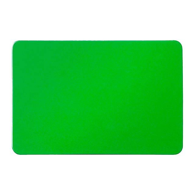 Kisto magnetka na ledničku - zelená