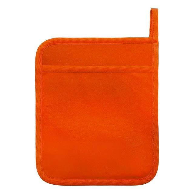 Hisa kuchyňská chňapka - oranžová