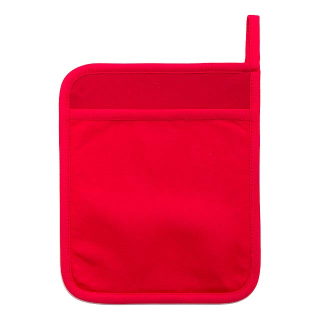 Hisa kuchyňská chňapka - červená