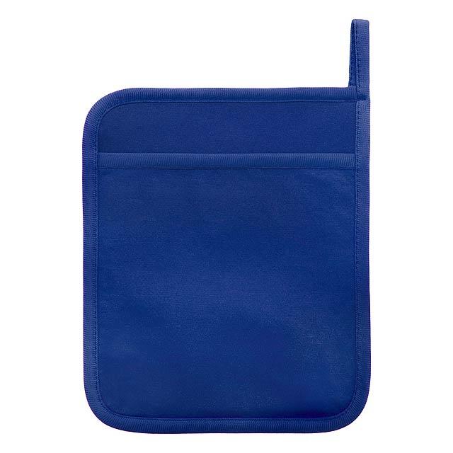 Hisa kuchyňská chňapka - modrá