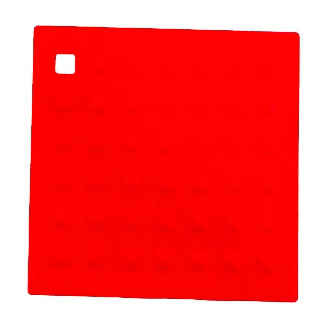 Soltex stolní prostírání - červená