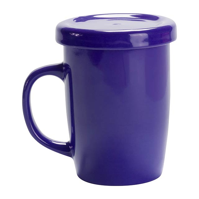 Passak hrnek - modrá