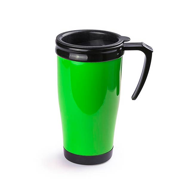 Colcer termohrnek - zelená