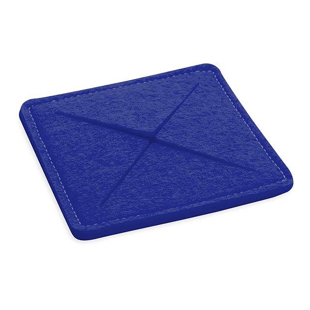 Tanzak tácek - modrá