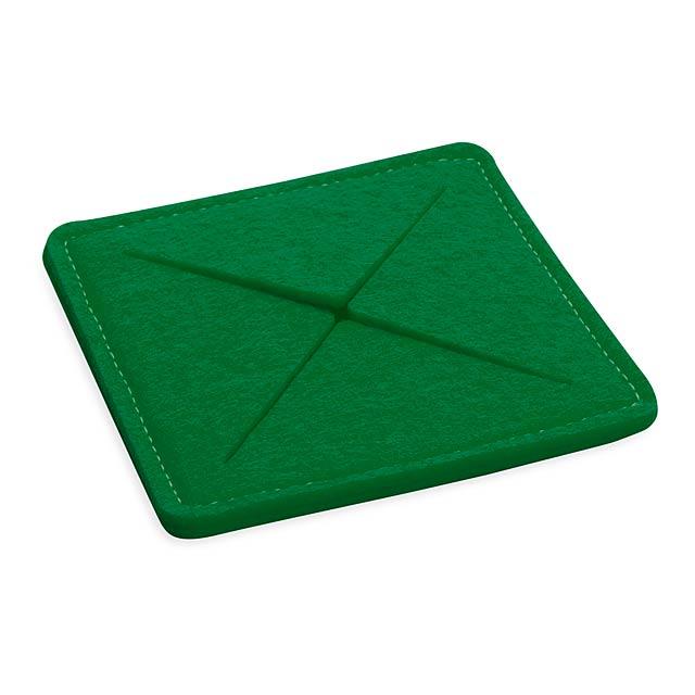 Tanzak tácek - zelená