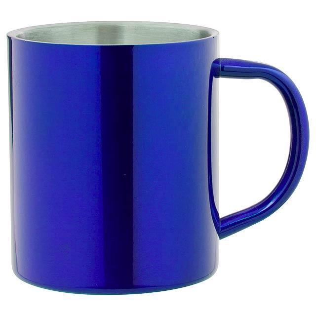 Yozax hrnek - modrá