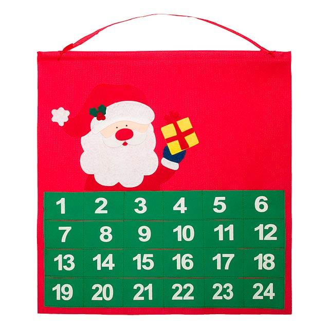 Betox adventní kalendář - multicolor