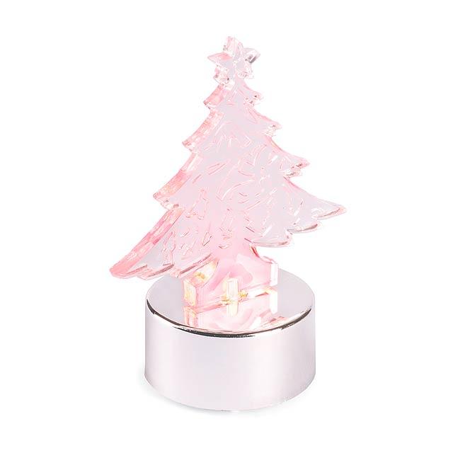 Krilyn vánoční svíčka - multicolor