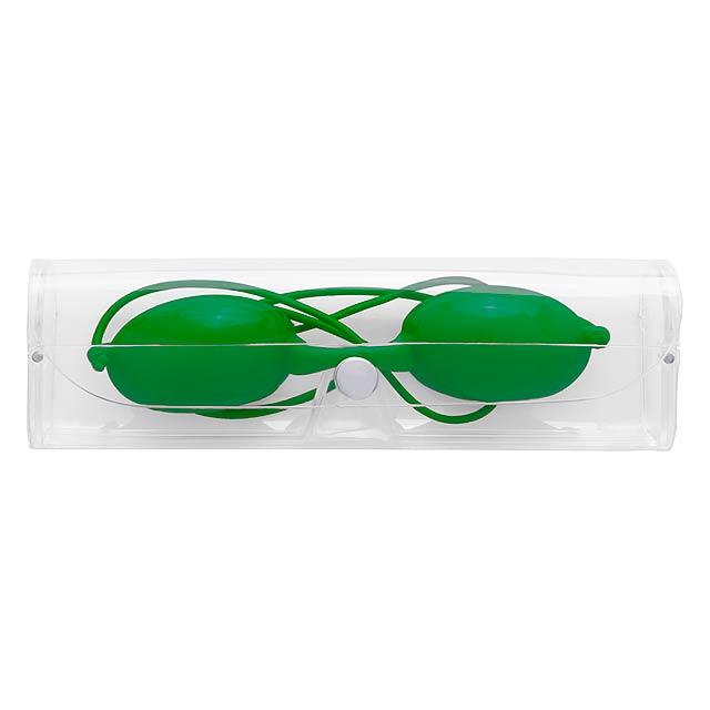 Adorix chránič očí - zelená