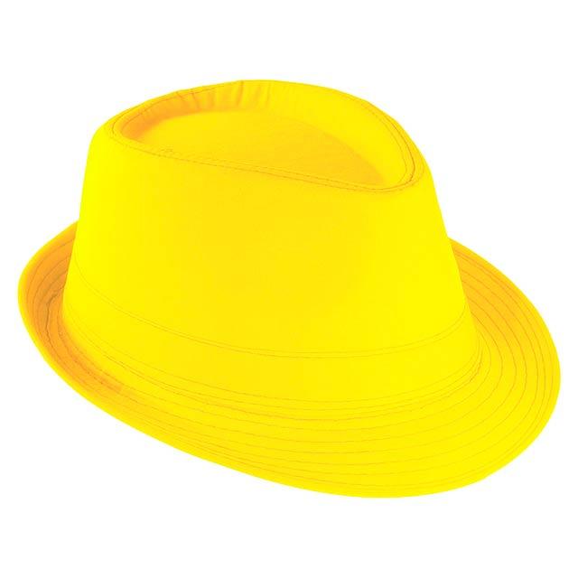 Likos - klobouk - žlutá 48e555bc6b