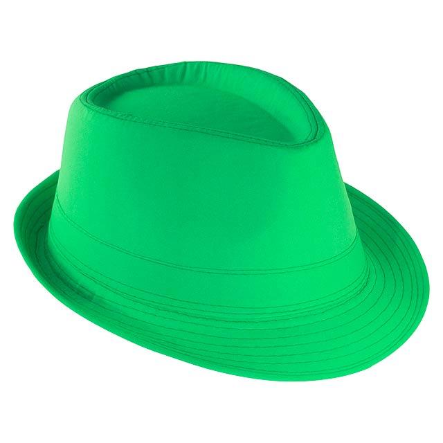 Likos klobouk - zelená