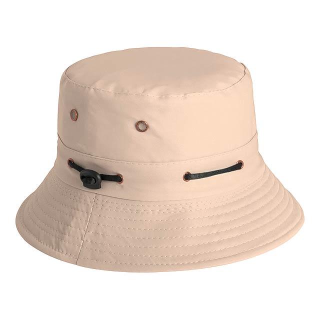 Vacanz klobouk - béžová