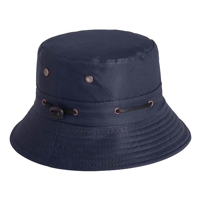 Vacanz klobouk - modrá
