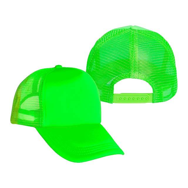 Dowan baseballová čepice - zelená