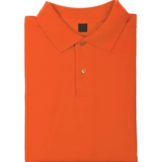 Tričko pro dospělé, 100% bavlna, 180 g/m². - oranžová - foto