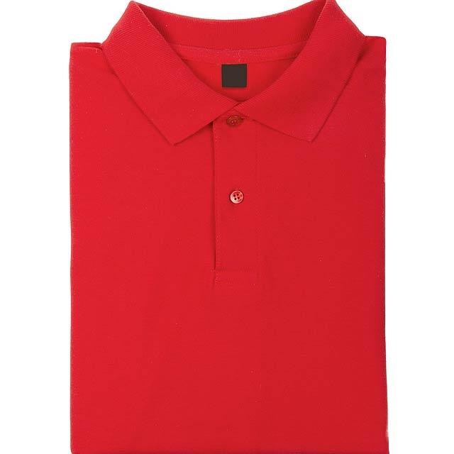 Bartel Color tričko - červená