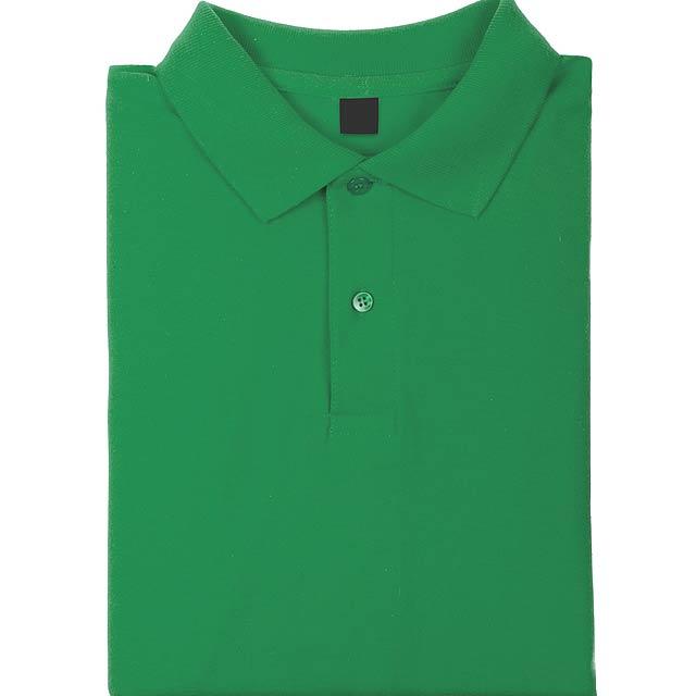Tričko pro dospělé, 100% bavlna, 180 g/m². - zelená - foto