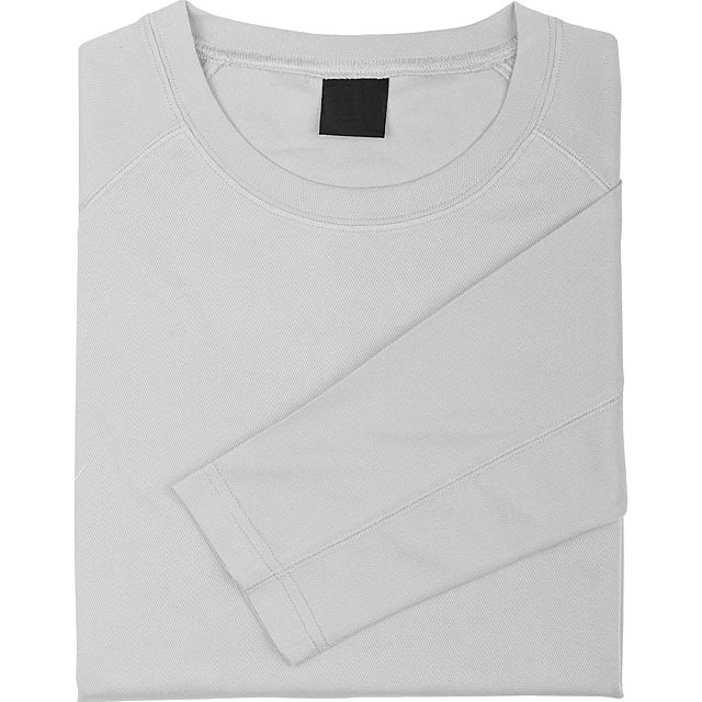 Maik tričko - bílá