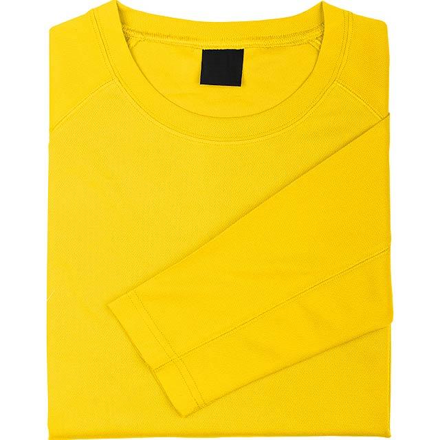 Maik tričko - žlutá