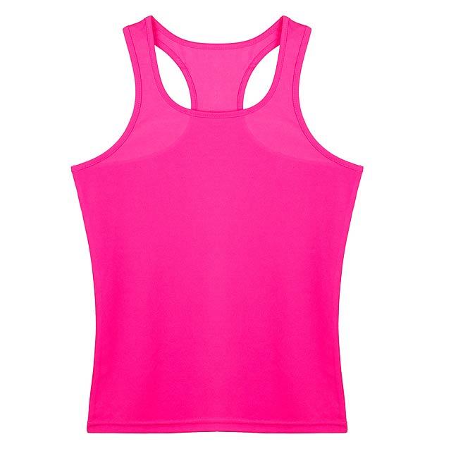 Lemery tričko - růžová