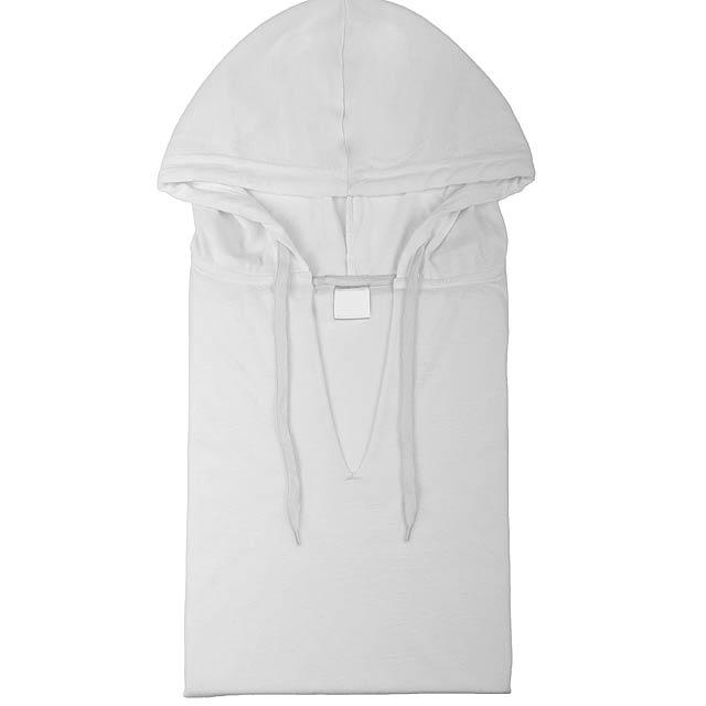 Yuk tričko - bílá