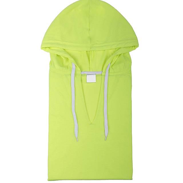 Yuk tričko - žlutá