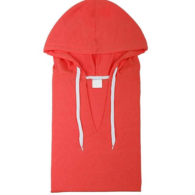 Yuk tričko - červená