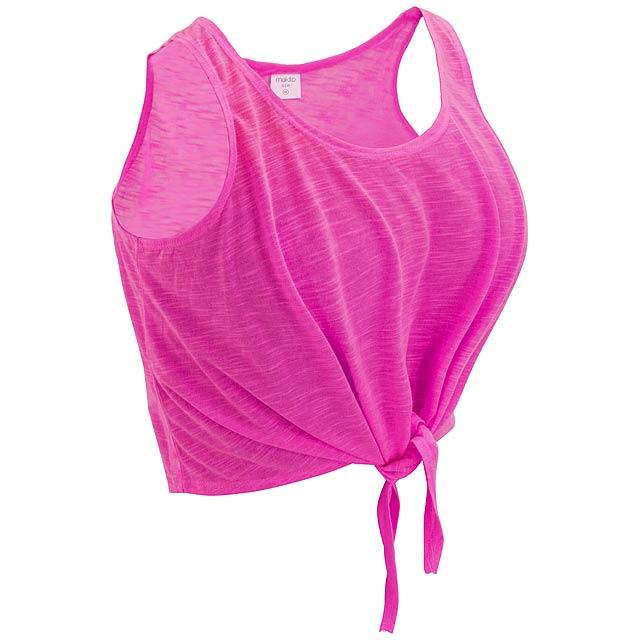 Slem tričko - růžová