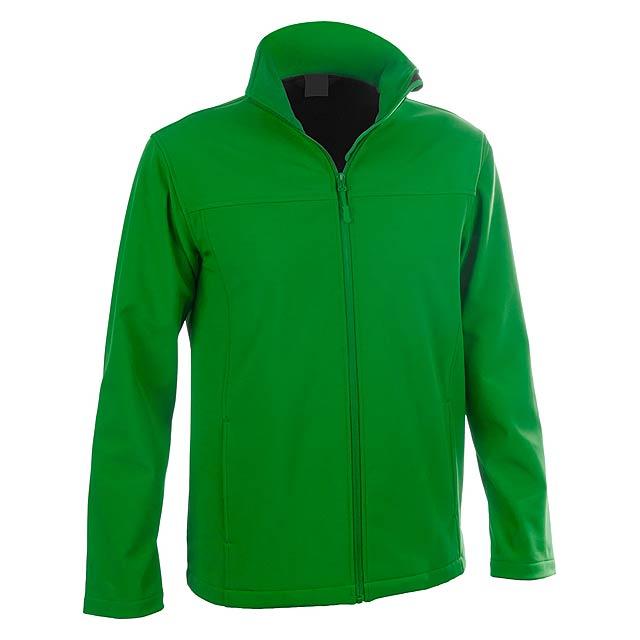 Baidok softshellová bunda - zelená