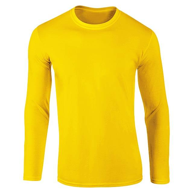 Kroby Mikina - žlutá