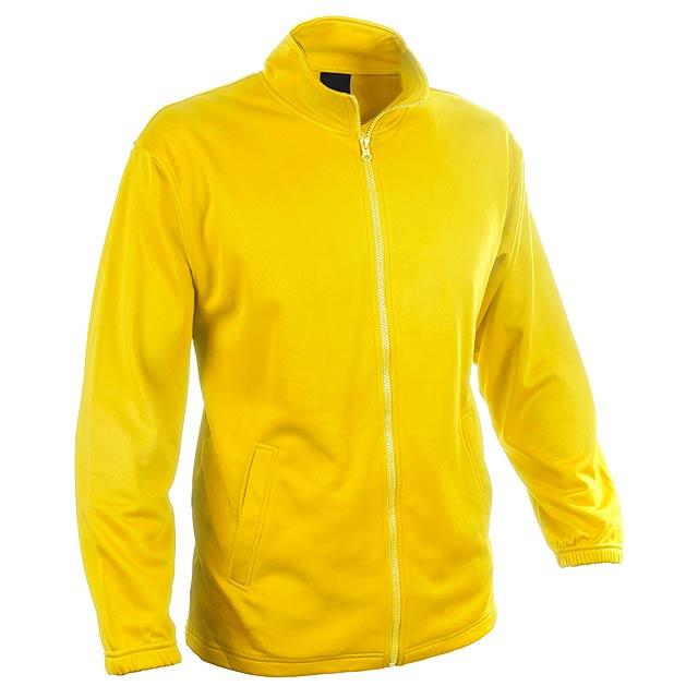 Klusten bunda - žlutá