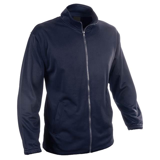 Klusten bunda - modrá