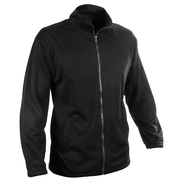 Klusten bunda - černá