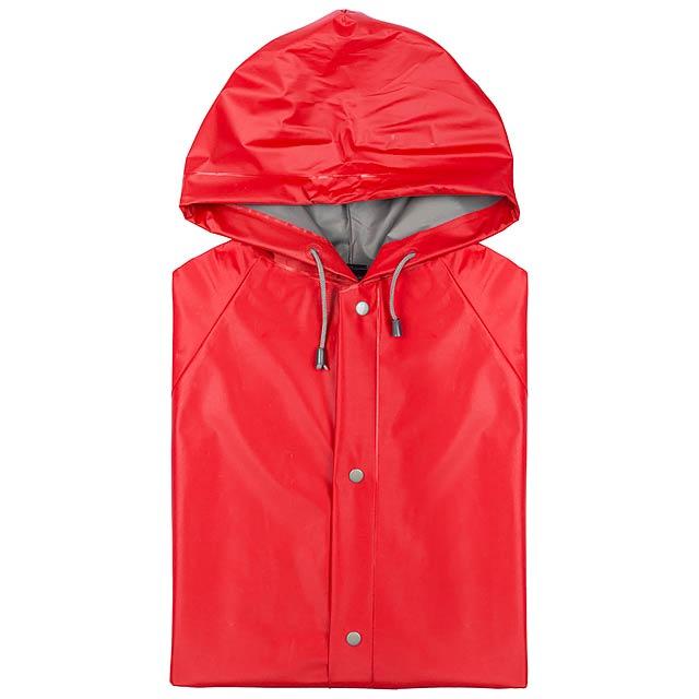 Hinbow pláštěnka - červená